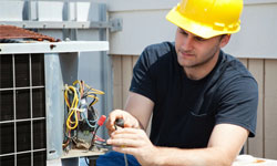 HVAC inspection and restoration